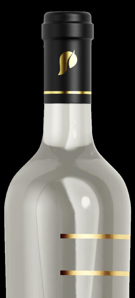 capsula para garrafas de vinho em PET