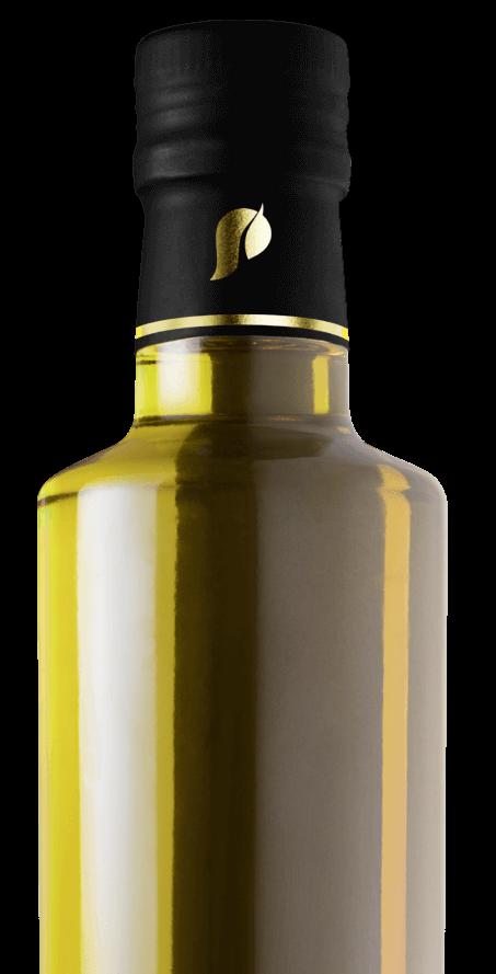capsula para garrafas de azeite em PET