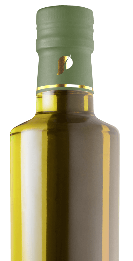 capsula para garrafas de azeite em PVC