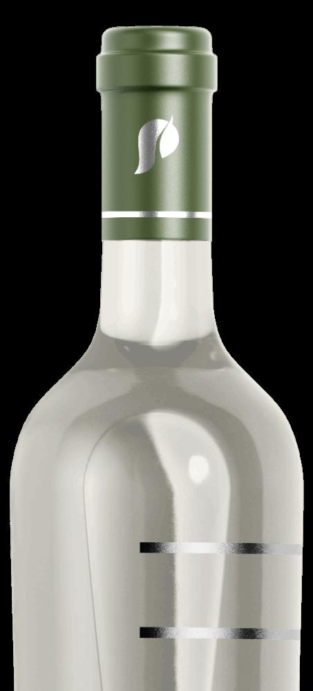 capsula para garrafas de vinho em PVC